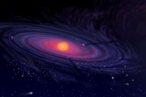 زمان تشکیل منظومه شمسی,اخبار علمی,خبرهای علمی,نجوم و فضا