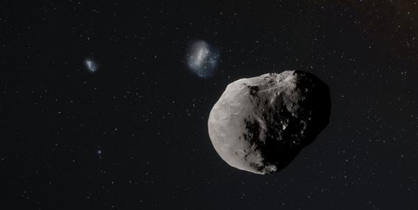 برخورد یک سیارک با زمین,اخبار علمی,خبرهای علمی,نجوم و فضا