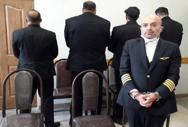 بازداشت خلبان قلابی در فردیس,اخبار اجتماعی,خبرهای اجتماعی,حقوقی انتظامی