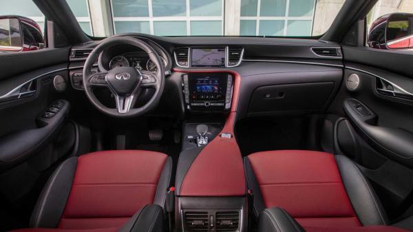 اینفینیتی QX55 مدل 2022,اخبار خودرو,خبرهای خودرو,مقایسه خودرو