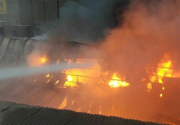 انفجار در کارخانه ذوب فلز اردستان,اخبار حوادث,خبرهای حوادث,جرم و جنایت