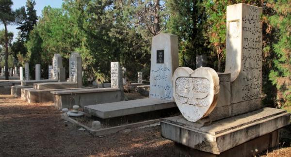 حذف تصویر بانوان از سنگ های مزار در آرامگاه رویان در مازندران,اخبار اجتماعی,خبرهای اجتماعی,شهر و روستا