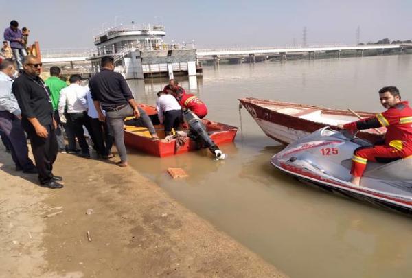 خودکشی زن اهوازی در رودخانه کارون,اخبار حوادث,خبرهای حوادث,حوادث امروز