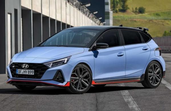 ماشین Hyundai i20 N,اخبار خودرو,خبرهای خودرو,مقایسه خودرو