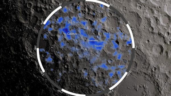 کشف آب در ماه توسط ناسا,اخبار علمی,خبرهای علمی,نجوم و فضا