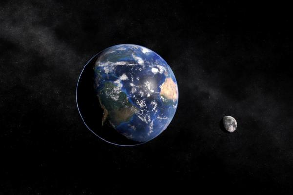 فاصله ماه با زمین,اخبار علمی,خبرهای علمی,نجوم و فضا