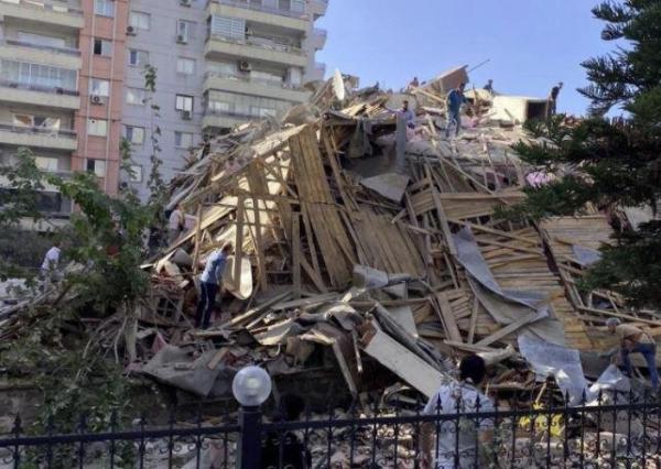 زلزله در ترکیه,اخبار حوادث,خبرهای حوادث,حوادث طبیعی
