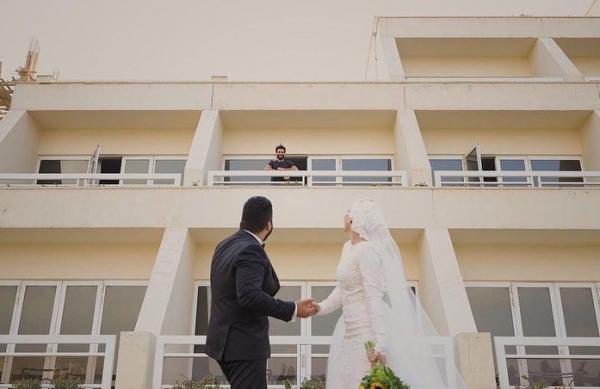 عروس ودامادمصری,اخبار فوتبال,خبرهای فوتبال,اخبار فوتبالیست ها