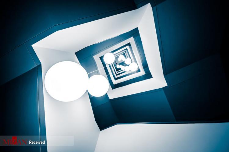 تصاویر زندگی در رنگ آبی,عکس های زندگی کردن در رنگ آبی,عکس های زندگی به رنگ آبی
