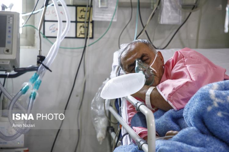 تصاویری از وضعیت حاد کرونا در بیمارستان گلستان اهواز,عکس های وضعیت بیمارستان های اهواز در شرایط کرونا,تصاویری از شرایط اهواز در دوران کرونا