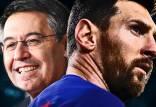 رئیس بارسلونا و لیونل مسی,اخبار فوتبال,خبرهای فوتبال,اخبار فوتبال جهان