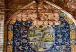 دستگیری سارقان کاشیهای سقاخانه چهارراه نقاشی اصفهان,اخبار فرهنگی,خبرهای فرهنگی,میراث فرهنگی