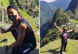 گردشگر ژاپنی در پرو,اخبار جالب,خبرهای جالب,خواندنی ها و دیدنی ها