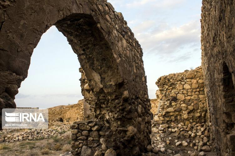 عکس های کاروانسرای ساسانی سمنان,تصاویری از کاروانسرای ساسانی سمنان,عکس های کاروانسرای ساسانی آهوان