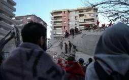 تلفات زلزله ازمیر ترکیه,اخبار حوادث,خبرهای حوادث,حوادث طبیعی
