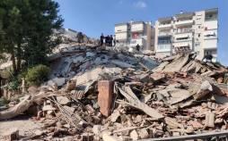 شمار جانباختگان زلزله ازمیر ترکیه,اخبار حوادث,خبرهای حوادث,حوادث طبیعی