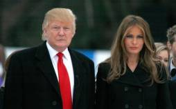 ملانیا و دونالد ترامپ,اخبار سیاسی,خبرهای سیاسی,سیاست
