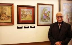 فوت مصطفی سهرابی بر اثر کرونا,اخبار هنرهای تجسمی,خبرهای هنرهای تجسمی,هنرهای تجسمی