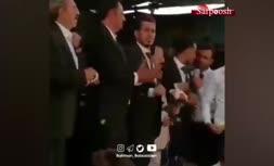 فیلم/ بازداشت جواد یساری به علت شرکت در مراسم عروسی