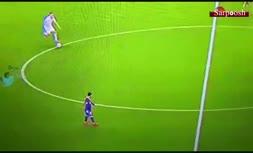 فیلم/ بی تفاوتی لیونل مسی به جریان بازی در دیدار بارسلونا و دیناموکیف