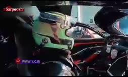 فیلم/ لحظه تست ابرخودروی توتارا با سرعت بیش از ۵۰۰ کیلومتر بر ساعت