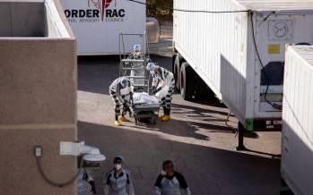 استخدام زندانیان زندان در تگزاس به عنوان نعش کِش فوتی های کرونایی,اخبار جالب,خبرهای جالب,خواندنی ها و دیدنی ها