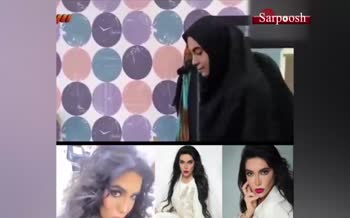 فیلم/ کشف حجاب «الهه فرشچی» بازیگر صداوسیما
