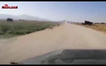 فیلم/ احتکار پیاز در حاشیه یک جاده روستایی