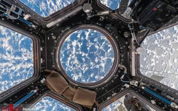 تصاویر داخل ایستگاه فضایی بین المللی,عکس های ایستگاه فضایی بین المللی,تصاویری از ایستگاه فضایی بین المللی