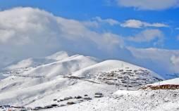 تصاویر بارش برف در جاده اسالم به خلخال,عکس های بارش برف در اسالم به خلخال,تصاویر بارش برف در گیلان
