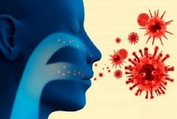 خشکی بینی از علایم کرونا