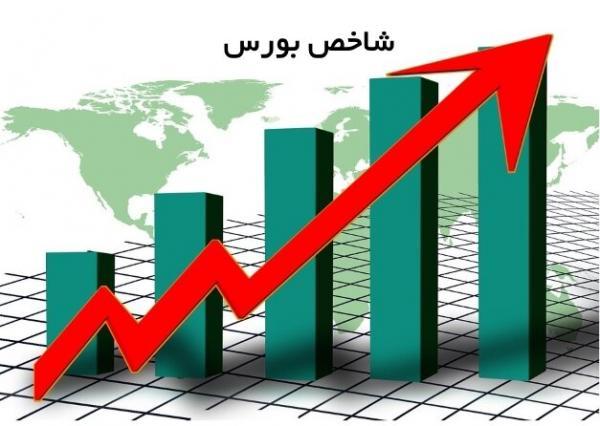 رشد ۳ هزار واحدی شاخص کل بورس