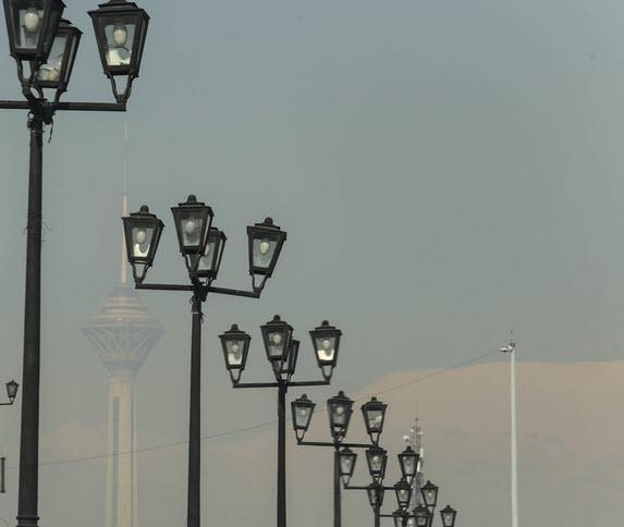 آلودگی هوای اصفهان,آلودگی هوای تهران