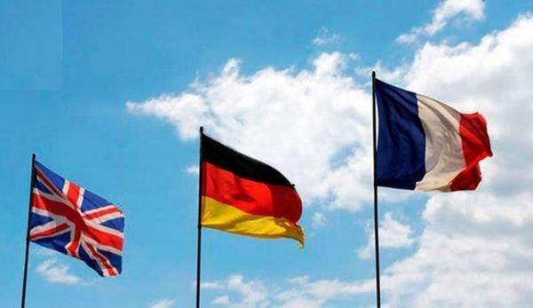 جلسه تروئیکا اروپا درباره برجام