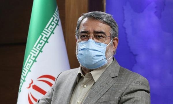 عبدالرضا رحمانی فضلی,وزیر کشور