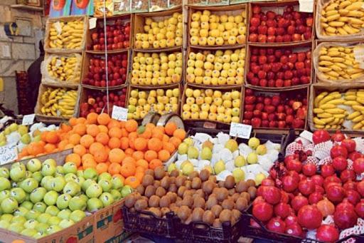 قیمت گوجه فرنگی و پرتغال