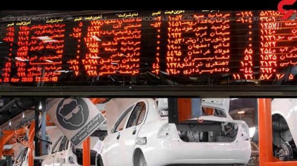 خرید خودرو در بورس,اخبار اقتصادی,خبرهای اقتصادی,بورس و سهام