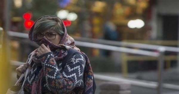 بوی مرموز در تهران