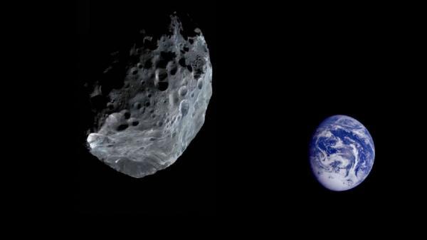 عبور یک سیارک بزرگ با فاصله کم از زمین,اخبار علمی,خبرهای علمی,نجوم و فضا