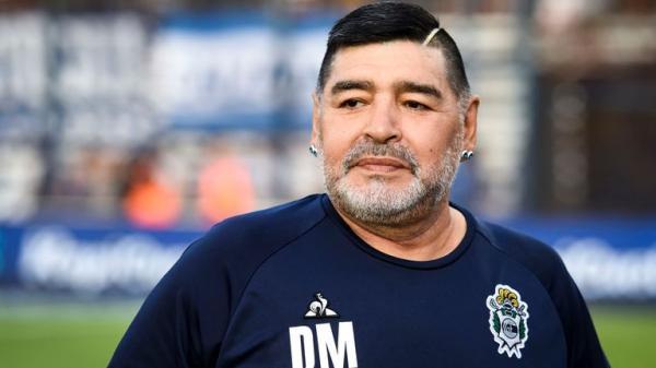 قتل دیگو مارادونا