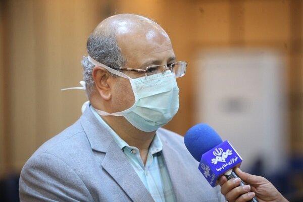 وضعیت کرونا در تهران