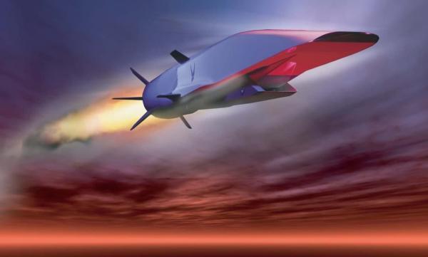 موشک ابرفرا صوت محصول جدید آمریکا و استرالیا