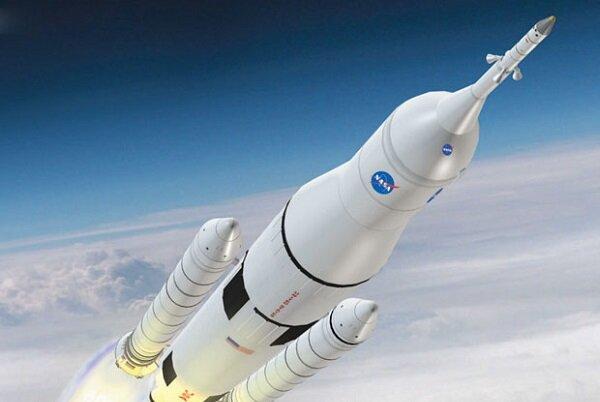 ساخت قدرتمندترین راکت جهان توسط بوئینگ