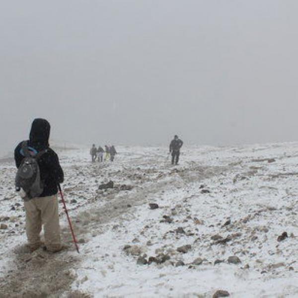 پیدا شدن پیکر بیجان کوهنورد اصفهانی