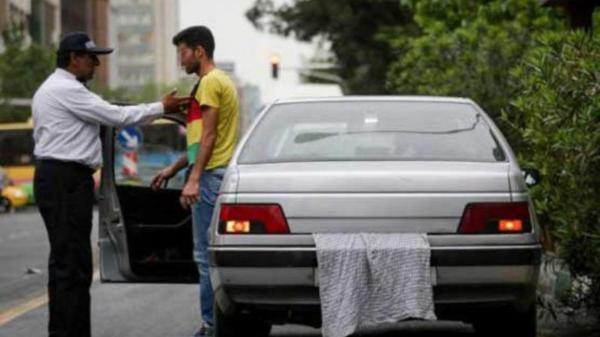 حبس برای مخدوشکنندگان پلاک خودرو