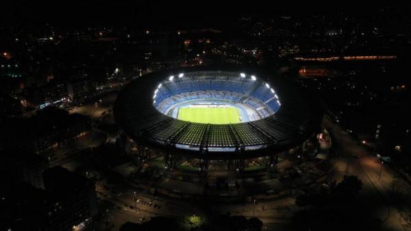 تغییر نام ورزشگاه ناپولی به مارادونا