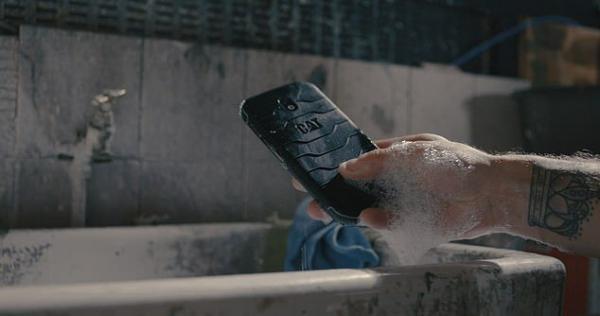 گوشی هوشمند ضد باکتری,اخبار دیجیتال,خبرهای دیجیتال,موبایل و تبلت