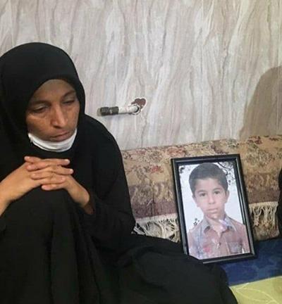 غرق شدن کودک بوشهری