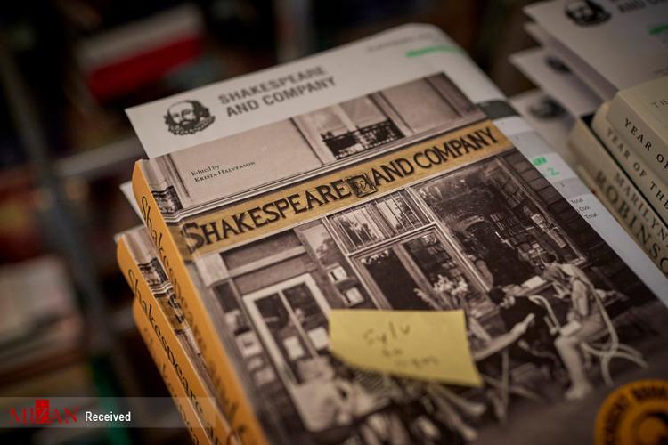 تصاویر مشهورترین کتاب فروشی جهان,عکس های مشهورترین کتاب فروشی جهان در پاریس,تصاویری از مشهورترین کتاب فروشی جهان در فرانسه