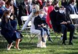 عکسهای رویترز از ترامپ در مراسم شکرگزاری در کاخ سفید